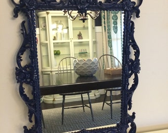 Ornate Mirror in Old Navy