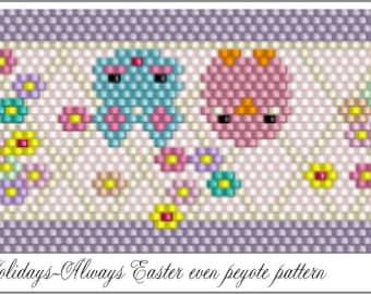 Holidays-Always Easter Pattern .PDF File