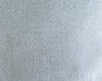 Artic Grey Linen Bench Cushion 1m x 40cm x 10cm