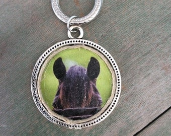 All Ears Necklace/Pendant/Western/Country