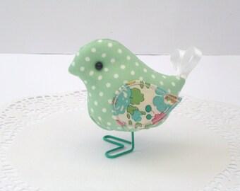 Fabric Bird