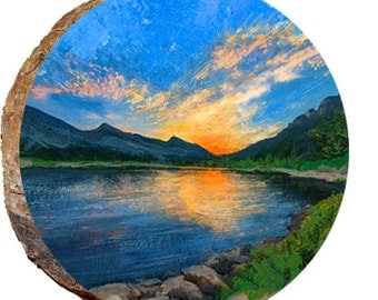 Lily Lake Colorado - DCP225
