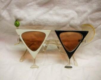 Dr. Peepers Martini Sun Glasses