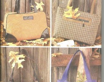 Butterick 3282 uncut womans handbag pattern