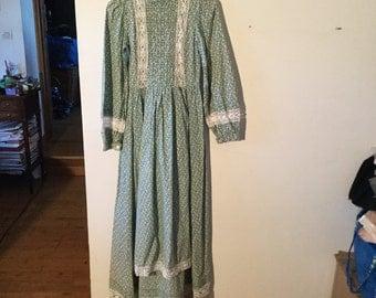 Dress vintage Laura Ashley size 38 FR