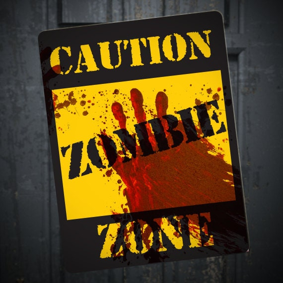Diy Zombie Decoration With Images