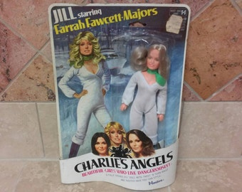 Charlie's Angels Jill Doll (Farrah Fawcett-Majors)