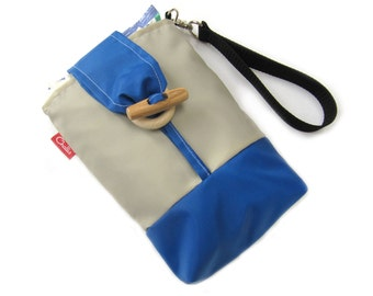 Nappy Pouch / Nappy Bag for Men / Dad Bag / New Dad Gift / Small Nappy Bag / Small Changing Bag / Baby Change / New Baby Gift / Dad Changing