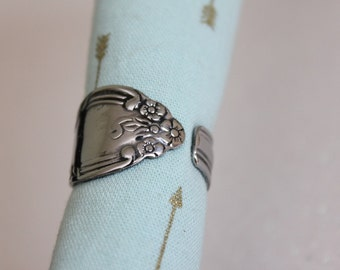 Spoon Ring Band - Size 11.5