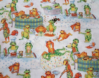 Leap Frog by RJR Fabrics