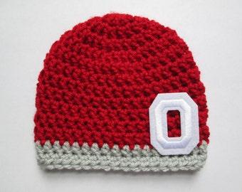 Ohio State Hat, Ohio State, Ohio State Buckeyes, Ohio State Baby, Ohio State University, Ohio State Buckeyes Baby, OSU Buckeyes, Buckeyes