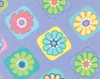 Grow! Purple Petal By Me and my Sisters Designs - Moda Fabrics 22272-11