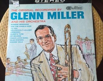 Glenn Miller And His Original Recordings Vintage LP Vinyl