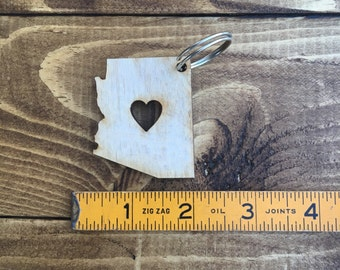 Arizona Love Keychain