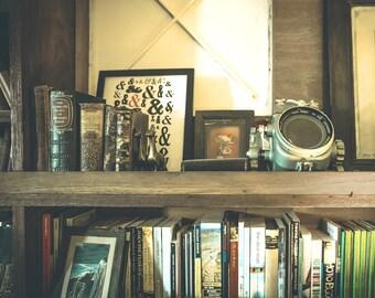 Boat Bookshelf London (Photo Prints)