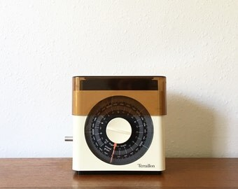 Vintage Terraillon Kitchen Scale // 1970s