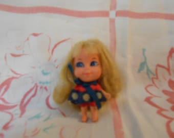 Mattle 1965 Liddle Kiddle Doll