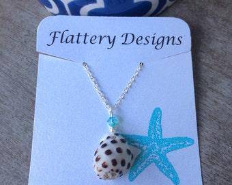 Hawaiian Drupe Shell Necklace