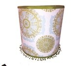 Drum Lamp Shade / Boho La...