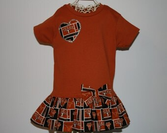 Longhorn toddler