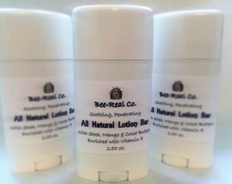 All Natural Lotion Bar