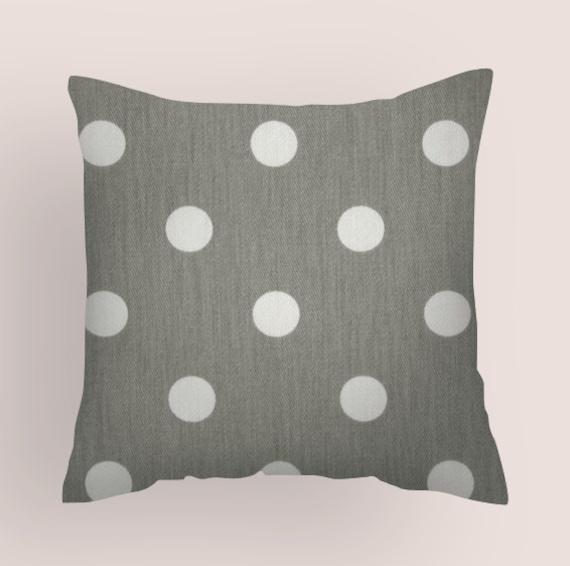 Decorative Pillow Measurements : Pillow Cover Decorative Pillows Pillow Dot Pillow 8 Sizes