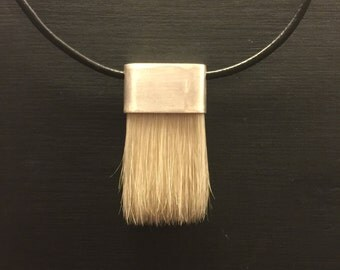 Brush Pendant