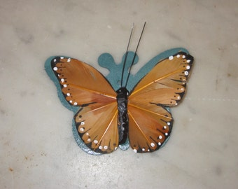 Butterfly Magnet Pair