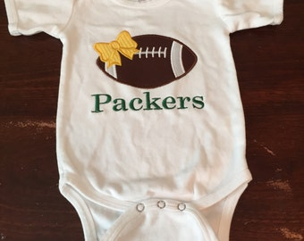 Football Shirt- Football One Piece- Baby Shower Gift