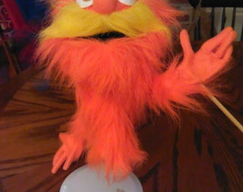 Orange Caveman