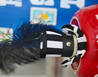 Ringmaster Top Hat, Circus Themed, Birthdays, Photography, Costume,