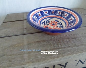 floral small ceramic