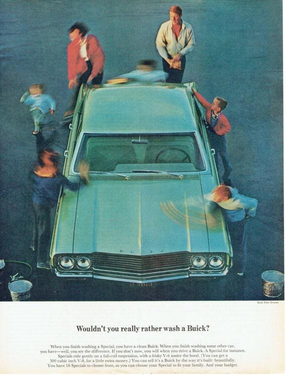1964 Blue Green Buick Buick Motors Division General