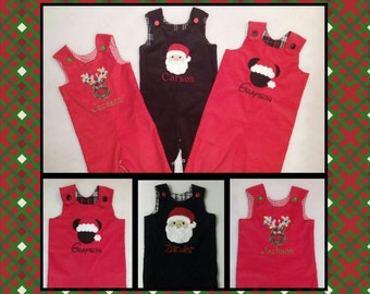 Boys Christmas Longalls - Buy 3 or more and save 10%...