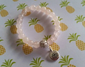 Beautiful Love beaded bracelet