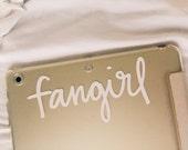 Fangirl Decal/Sticker