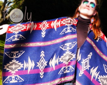 Womens Poncho, Poncho, Boho Poncho, Hippie Poncho, Tribal Poncho, Hooded Poncho, Gypsy Poncho, Women Poncho, Bohemian Poncho, Gift For Her