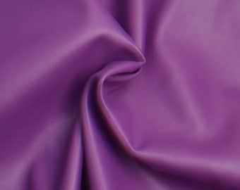 Half Yard Purple Lamb skin Faux Leather Fabric,Soft Pu Leather For Upholstery Application,Upholstery Leather,Purple Bags Fabric