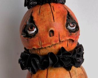 Floyd the Pumpkin Man