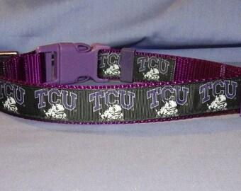 TCU collar