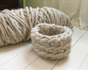 The Little Wool Basket