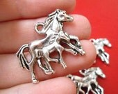 Horse Mother and Baby Charms (5 Charms)