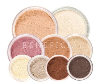 60% OFF - 12pc Mineral Makeup Kit - GET STARTED Xl - Customize Colors