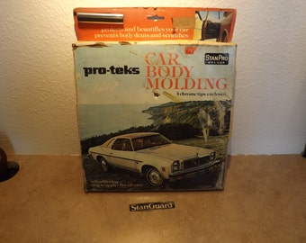 Vintage Stan Pro Pro Teks Car Body Molding Kit