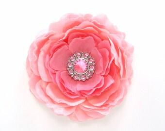 Pink  Dog Flower ,Wedding Dog Flower,Dog Flower Accessory