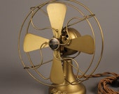 Antique Electric Fan, Emerson Northwind Type 44 A
