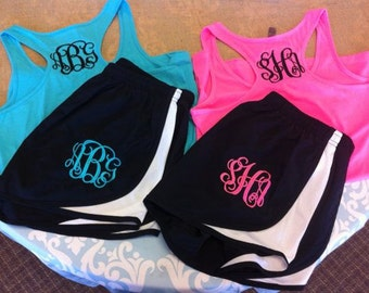 Monogram set either color