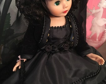 Madame Alexander Scarlett At The Ball Doll #1103