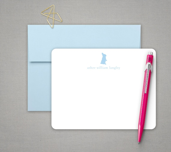 27 Personalized Stationery Templates: Personalized Stationary Notecards Stationery For Kids
