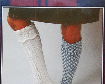 Kilt Hose & Knickerbocker Stockings - Knitting Scottish